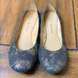 Lucky 🍀 Brand Emmie Flats 🥿,Size 8.5M